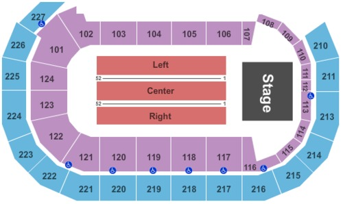 AMSOIL Arena Tickets, Seating Charts and Schedule in ...