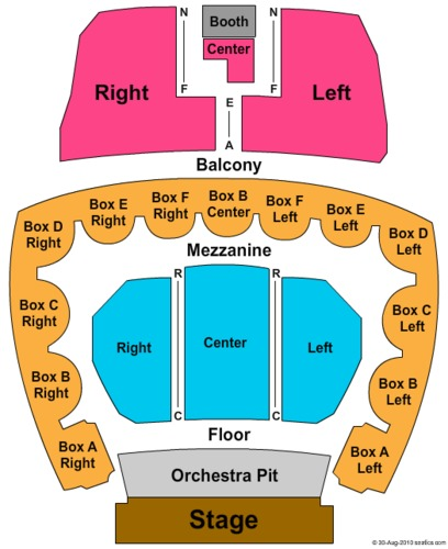 Five Flags Center Arena Tickets Seating Charts And Schedule In