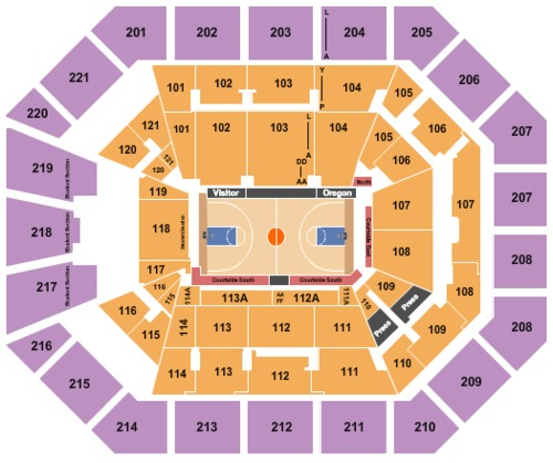 Matthew Knight Arena Tickets Seating Charts And Schedule