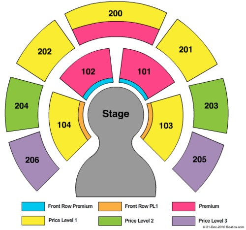 Grand Chapiteau At Charlotte Motor Speedway Tickets Seating Charts And Schedule In Concord Nc