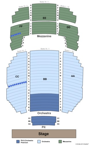 Wortham Center Cullen Theater Seating Chart Brokeasshome Com