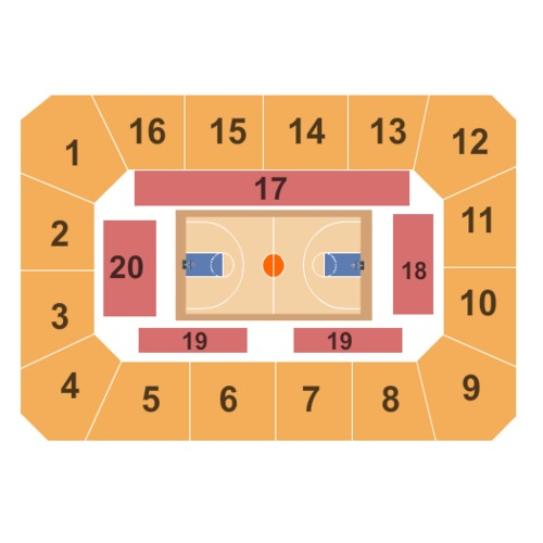 Cameron Indoor Stadium Tickets Seating Charts And