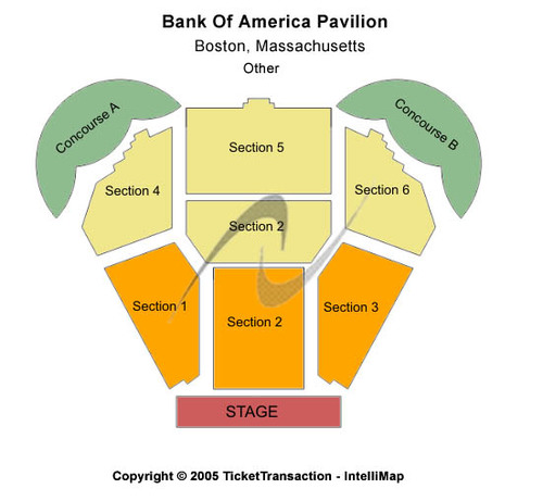 Rockland Trust Bank Pavilion Tickets Seating Charts And Schedule In Boston Ma At Stubp