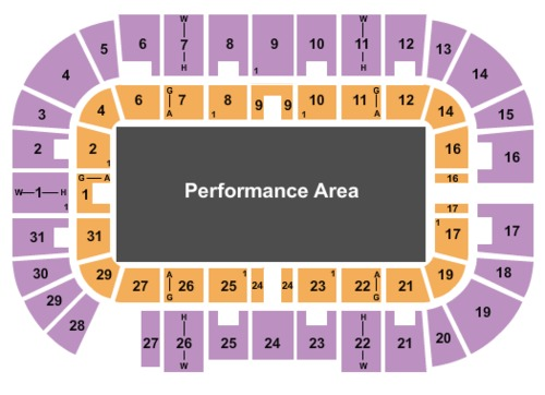 Massmutual Center Tickets Seating Charts And Schedule In