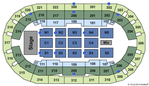 Indiana Farmers Coliseum Tickets Seating Charts And Schedule Indianapolis In At Stubp