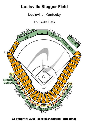 Louisville Slugger Field Tickets Seating Charts And