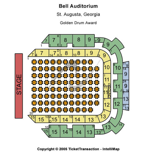 Bell Auditorium Tickets Seating Charts And Schedule In Augusta Ga At Stubp