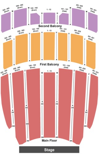 Elliott Hall Of Music Tickets, Seating Charts and Schedule in West ...