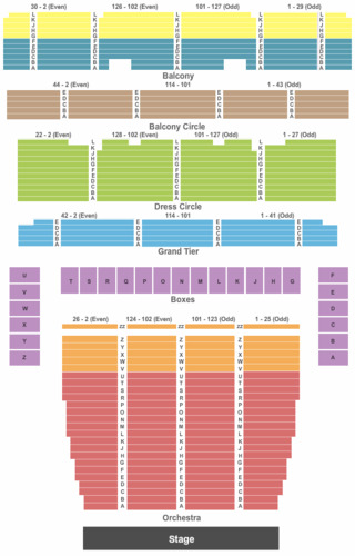 Sf ballet opera house seating chart elcho table