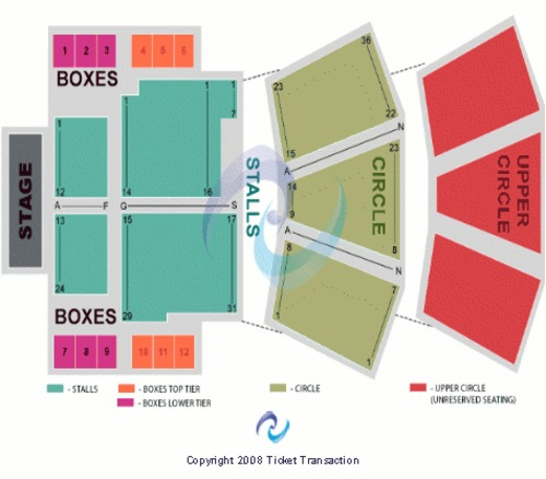 Olympia Theatre Tickets Seating Charts And Schedule In