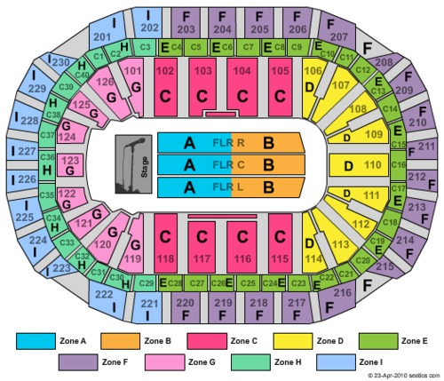 Xcel Energy Center Tickets, Seating Charts And Schedule In
