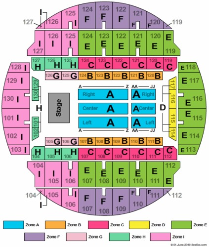 Bojangles Coliseum Tickets Seating Charts And Schedule In Charlotte Nc At Stubp